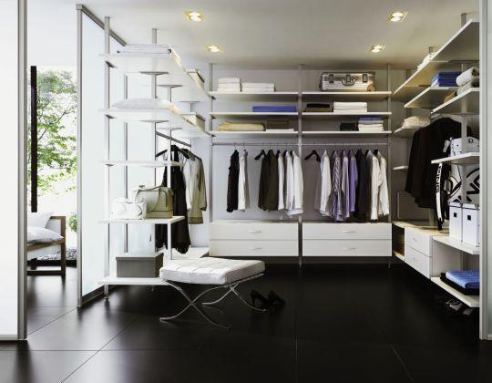 Garderoba otwarta Raumplus