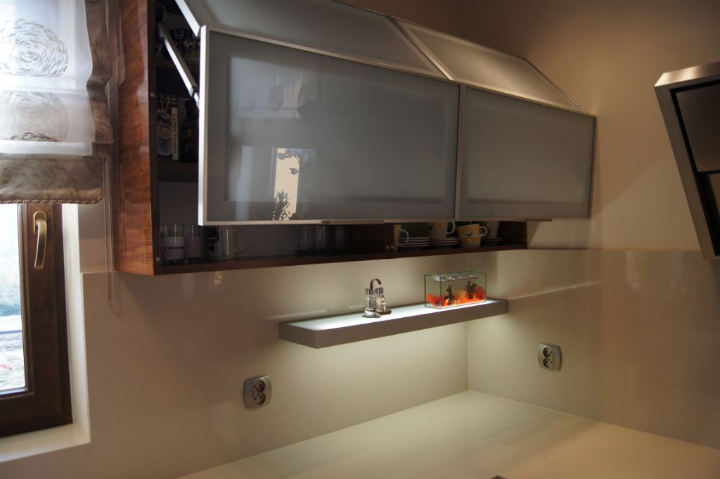 Kuchnie Wrocław – Meblux7, meble kuchenne na wymiar   -> Kuchnia Wysoki Sufit