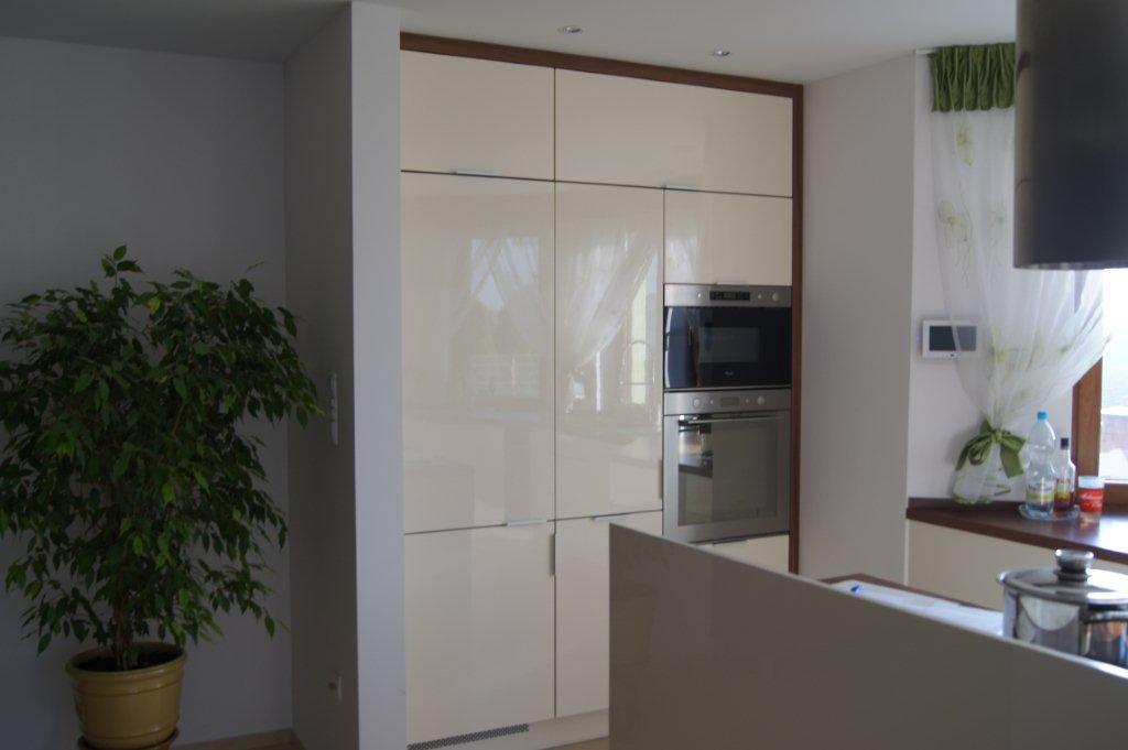 Kuchnie Wrocław – Meblux7, meble kuchenne na wymiar   -> Kuchnia Lakierowana Nowoczesna