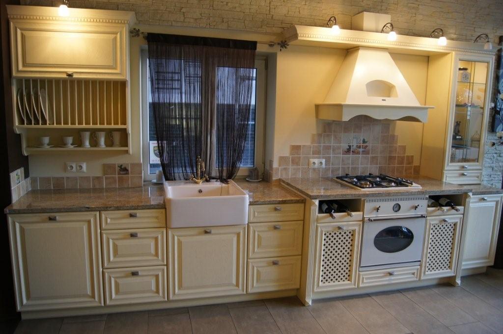 Kuchnie Wrocław – Meblux7, meble kuchenne na wymiar » Kuchnia prowansalska -> Kuchnia Prowansalska Charakterystyka